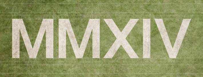 MMXIV: Turning Pages